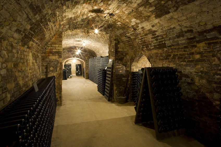 Show item 1 of 2. Epernay Champagne Tour from Paris