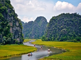 Hoa Lu - Tam Coc Private 1 Day Tour