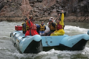Grand Canyon One Day White Water Rafting from Las Vegas