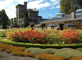Larnach Castle & Gardens Tour from Dune