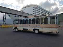 Pride of America 2 Day Hop-on Hop-off Trolley Maui Explorer