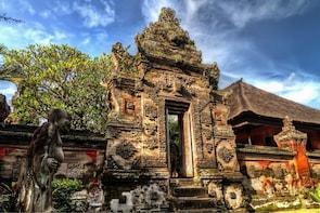 Bali Denpasar Half Day City Tour