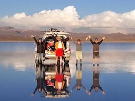 2 Day Uyuni Salt Flat with Hotel VIP by Air from La Paz