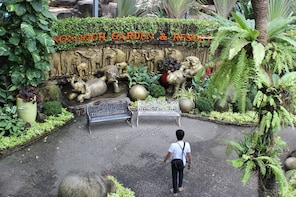 Pattaya Nong Nooch Tropical Garden Admission Ticket