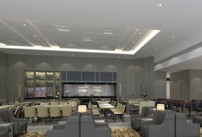 Plaza Premium Lounge at Ahmedabad Airport (AMD)