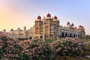 Private Mysore Palace & Srirangapatna tour from Bangalore