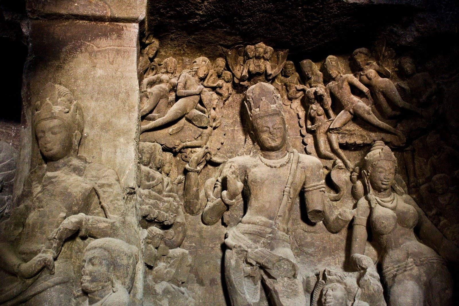 Mumbai Day Tour With Elephanta Caves