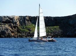 Exclusive half day Catamaran sailing trip