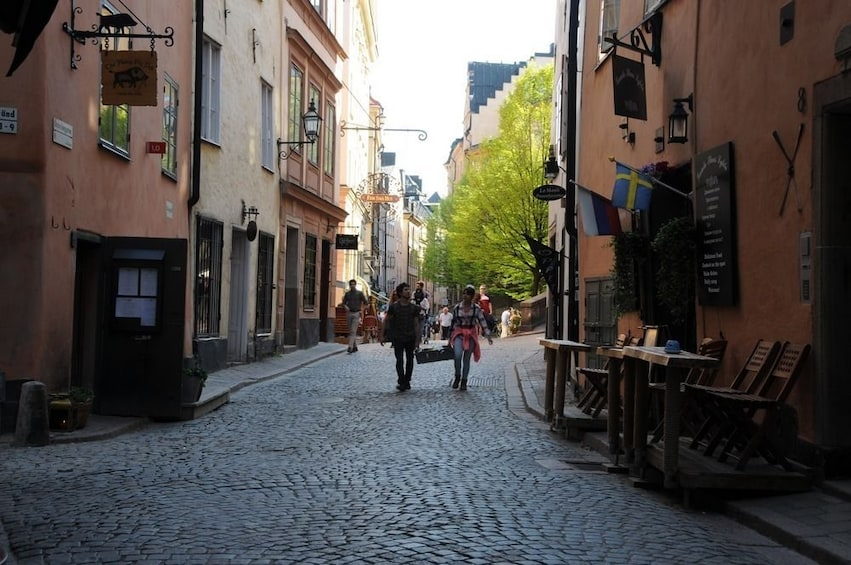 Show item 3 of 10. Private Tour: Stockholm highlights and hidden gems