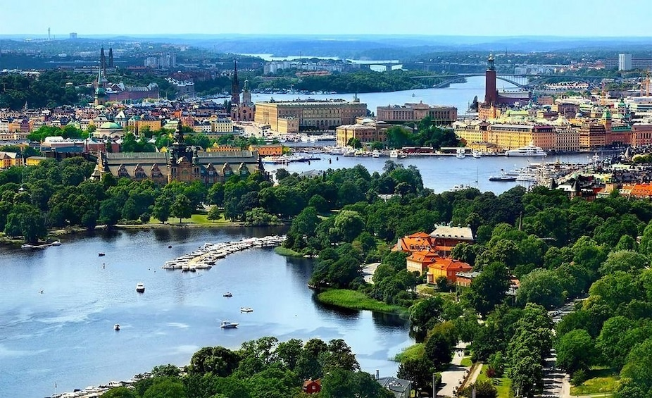 Show item 1 of 10. Private Tour: Stockholm highlights and hidden gems