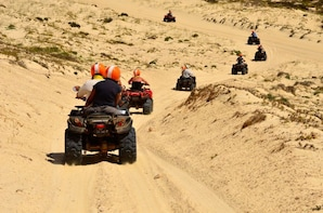 Quad bike 2 hours tour Sal island