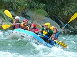Lunahuana: Rafting adventure from Lima