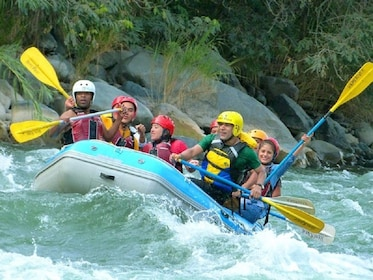 Lunahuana: Rafting adventure from Lima
