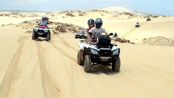 Quad bike 5 hours tour Sal island