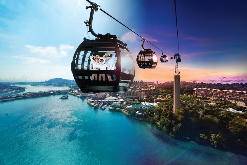 Show item 1 of 8. Amazing Sentosa Island Guided Tour with Hotel Transfers