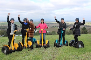 Segway Vineyard Tour in the Yarra Valley