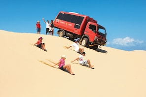 Port Stephens: Sandboarding Adventure