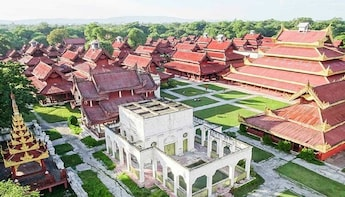 Half Day Explore the Last Royal Palace in Mandalay
