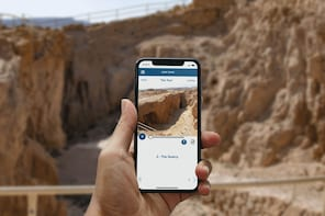 Self-Guided Tour of the Masada Fortress, Israel