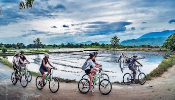Half Day Tour Mandalay Morning Cycling Adventure, Myanmar