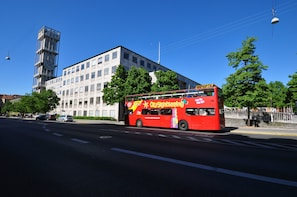 Aarhus Hop-On Hop-Off Bus Tour