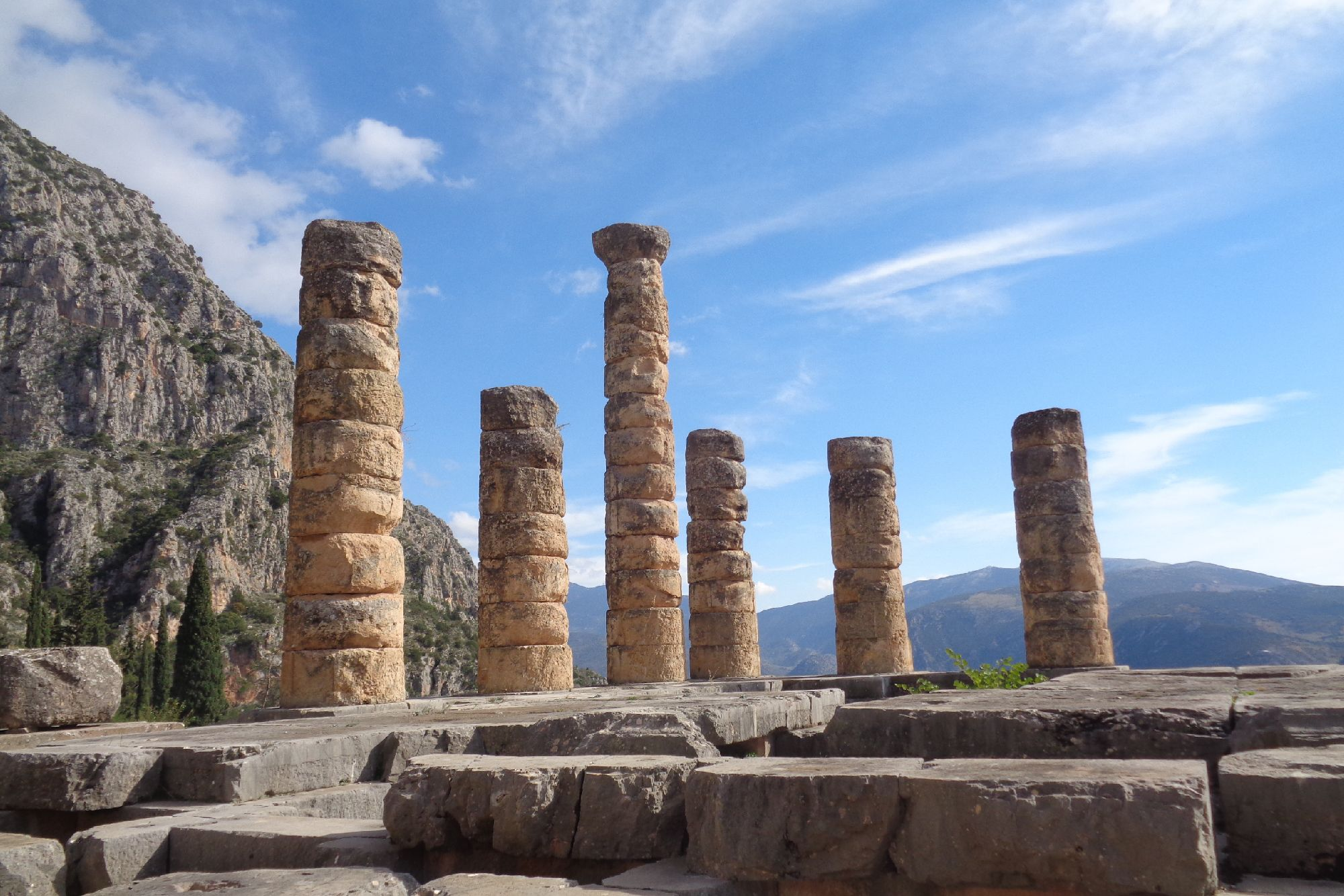 Delphi: Audio Tour on your Smartphone (without Ticket)
