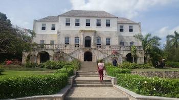 Rose Hall Great House & Shopping (Palladium,Lucea)