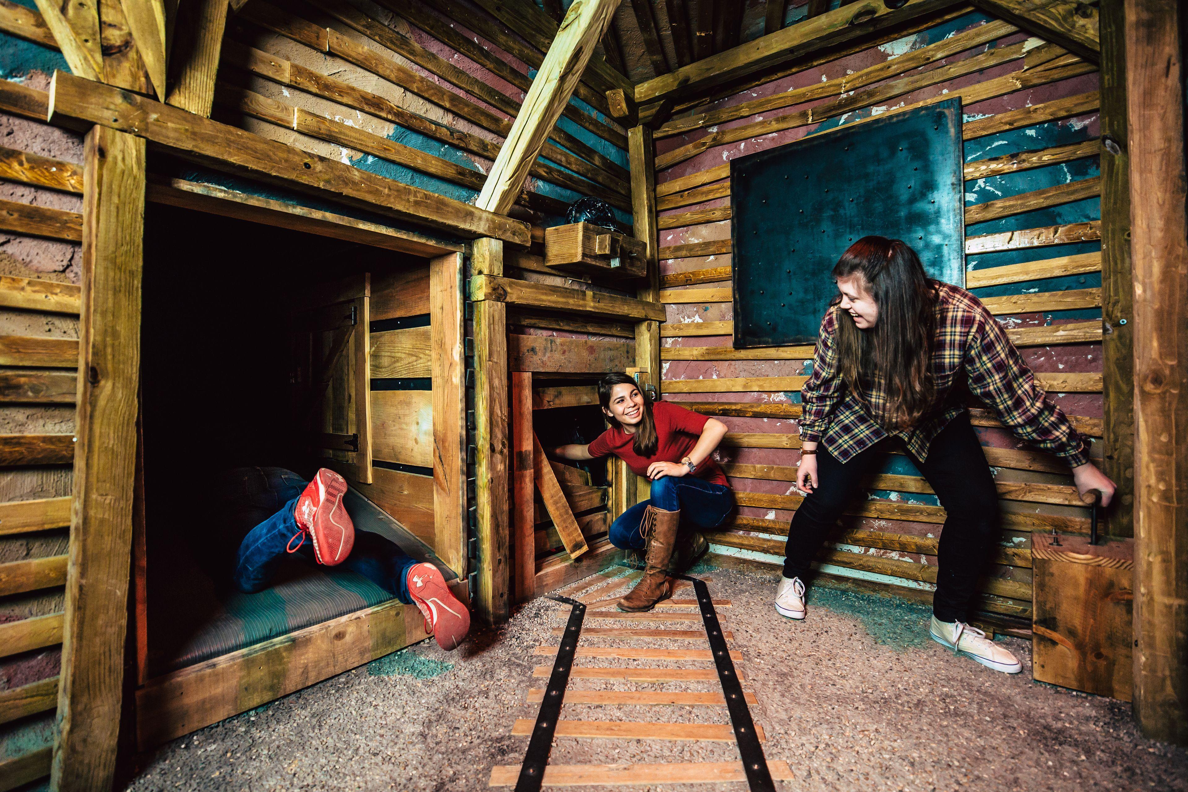 Gold Rush Escape Room