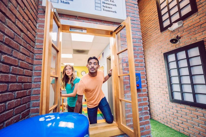 Show item 3 of 4. Playground Escape Room