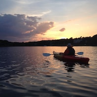 Cape Cod Sunset Kayak Tour