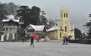 Shimla Manali Tour Package 5 Nights 6 Days