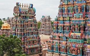 Day Tour of Madurai Cultural Heritage