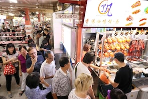 Michelin Star Street Private Food Tour