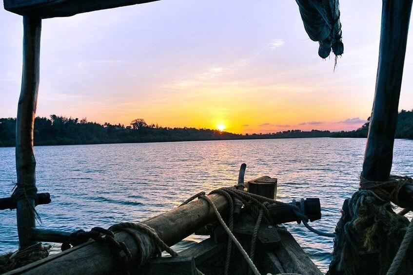 Show item 1 of 3.  Lamu Island: Sunset Cruise