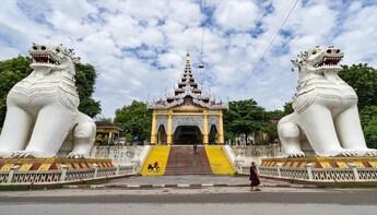 Half Day Explore Mandalay Hill & Around