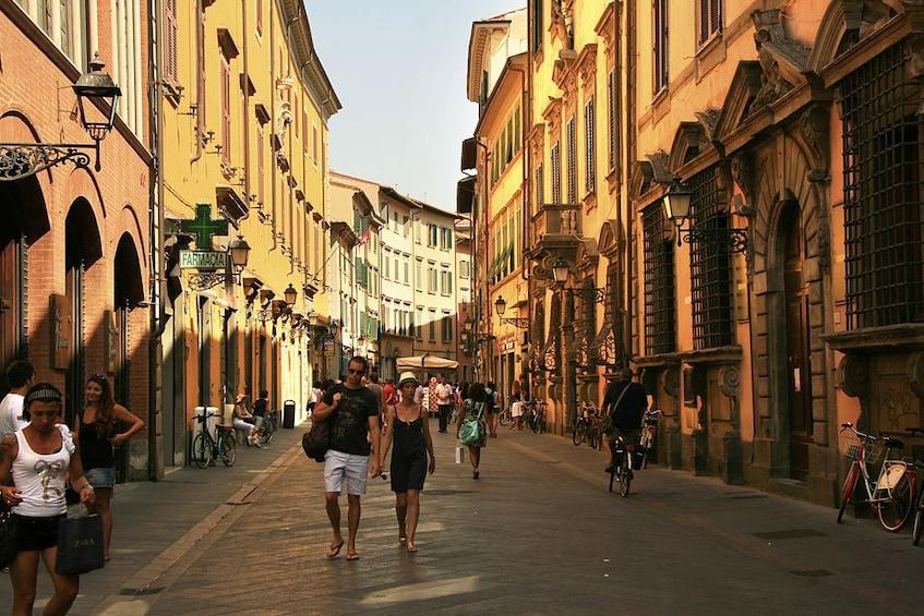 Show item 1 of 10. Pisa Walking Tour - A 2-hour Off-The-Beaten-Path city tour