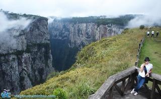 Gramado Itaimbezinho Canyon Tour