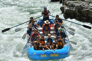 Snake River Whitewater- Standard Raft