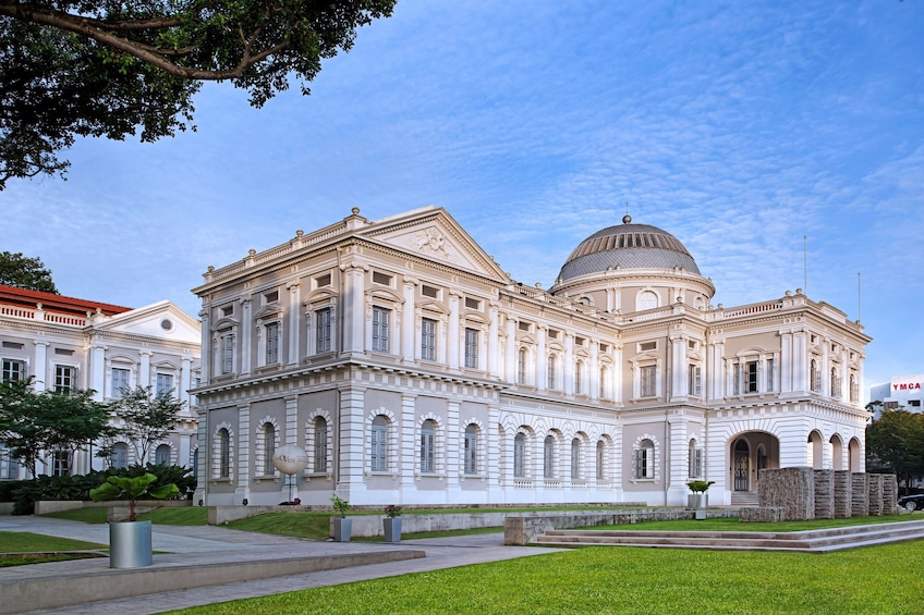 Show item 2 of 8. Colonial Singapore with Afternoon Tea at Raffles Hotel