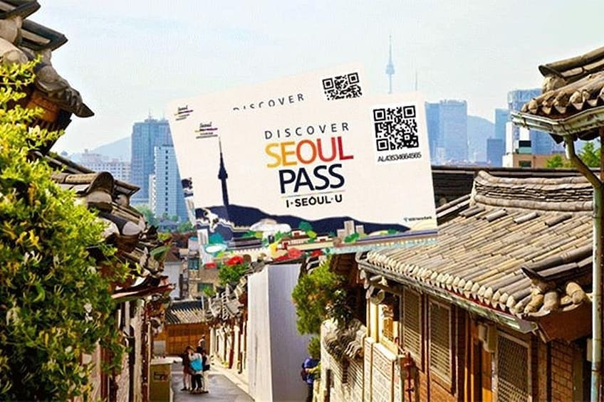 Show item 1 of 7. Discover Seoul 24, 48, or 72-Hour Pass (Redemption Required)