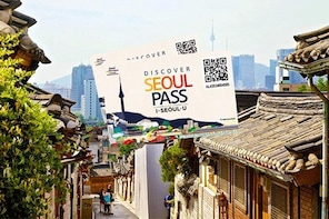 Discover Seoul 24, 48, or 72-Hour Pass (Redemption Required)