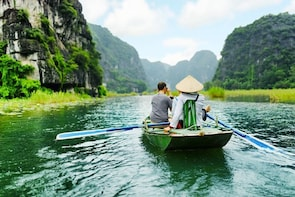 Hoa Lu Ancient Capital & Tam Coc Nature