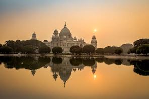 Kolkata St. Paul's Cathedral, Victoria Memorial & Transport