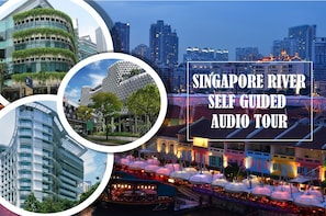 SINGAPORE RIVER- Self Guided GPS Audio Tour Guide