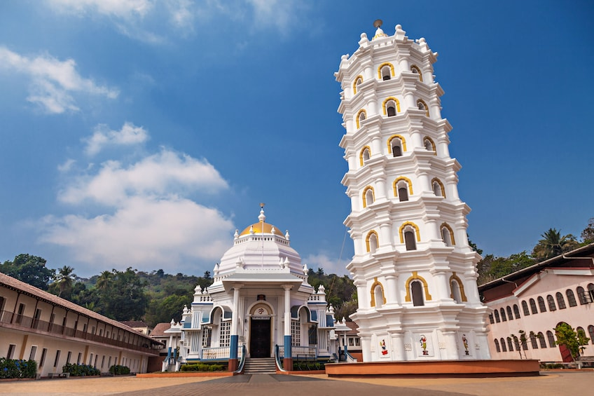 Show item 3 of 8. Private Goa Walking tour: History, Culture & Architecture