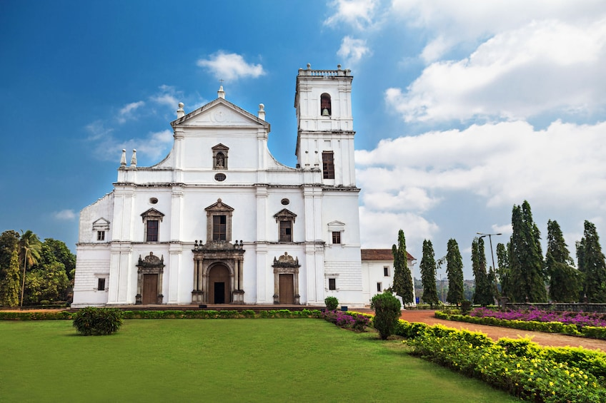 Show item 4 of 8. Private Goa Walking tour: History, Culture & Architecture