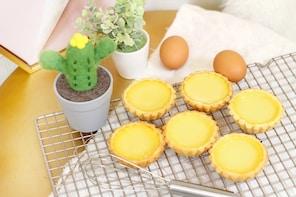 Hong Kong Cultural Experience: Making Hong Kong Egg Tart