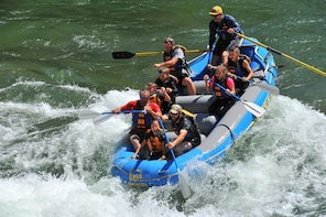 Snake River Whitewater Rafting- Small Raft