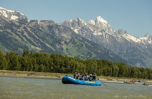 13 Mile Scenic with Grand Teton Views