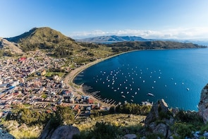 Tour Sun Island Copacabana from Puno